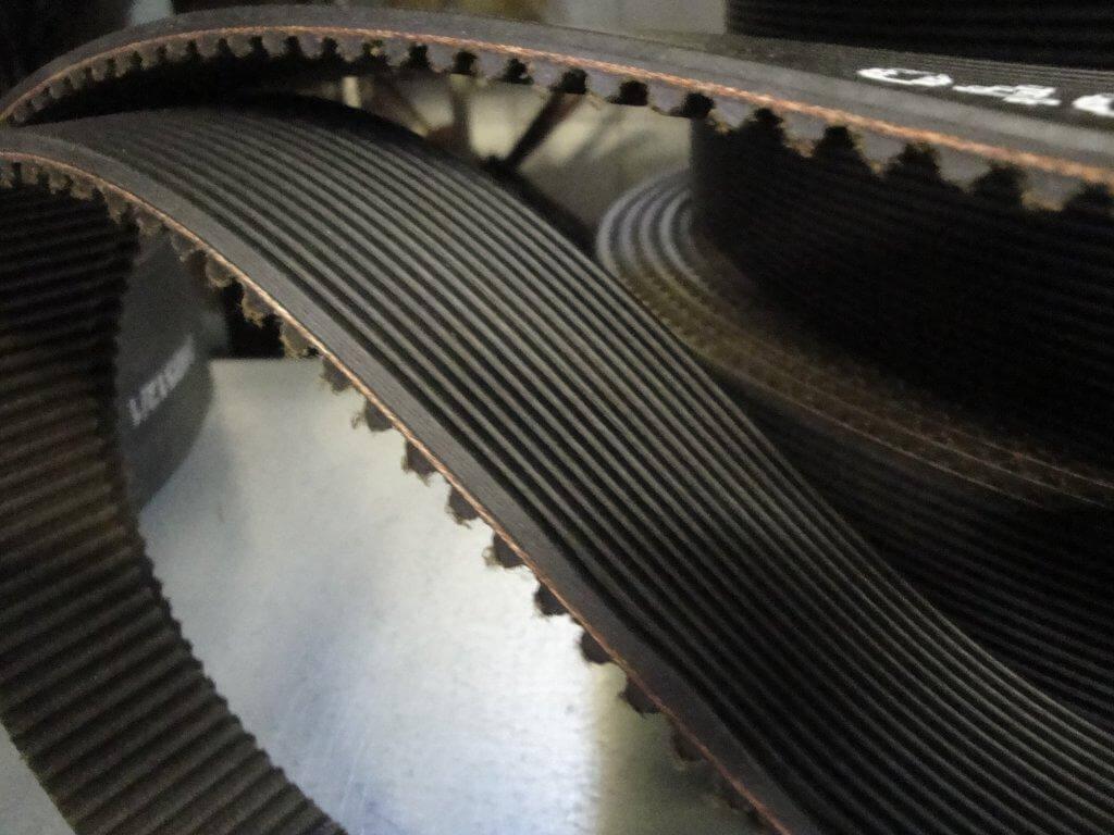 Ремни для мельниц и вальцовых станков