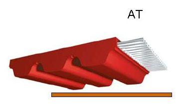 Полиуретановый зубчатый ремень SYNCHROFLEX Gen 03
